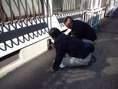 瑕疵保険つき中古住宅保証(まんがいち)検査同行記