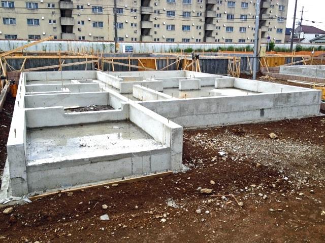 新築一戸建て工事中のチェックポイント ① 基礎工事(準備編)