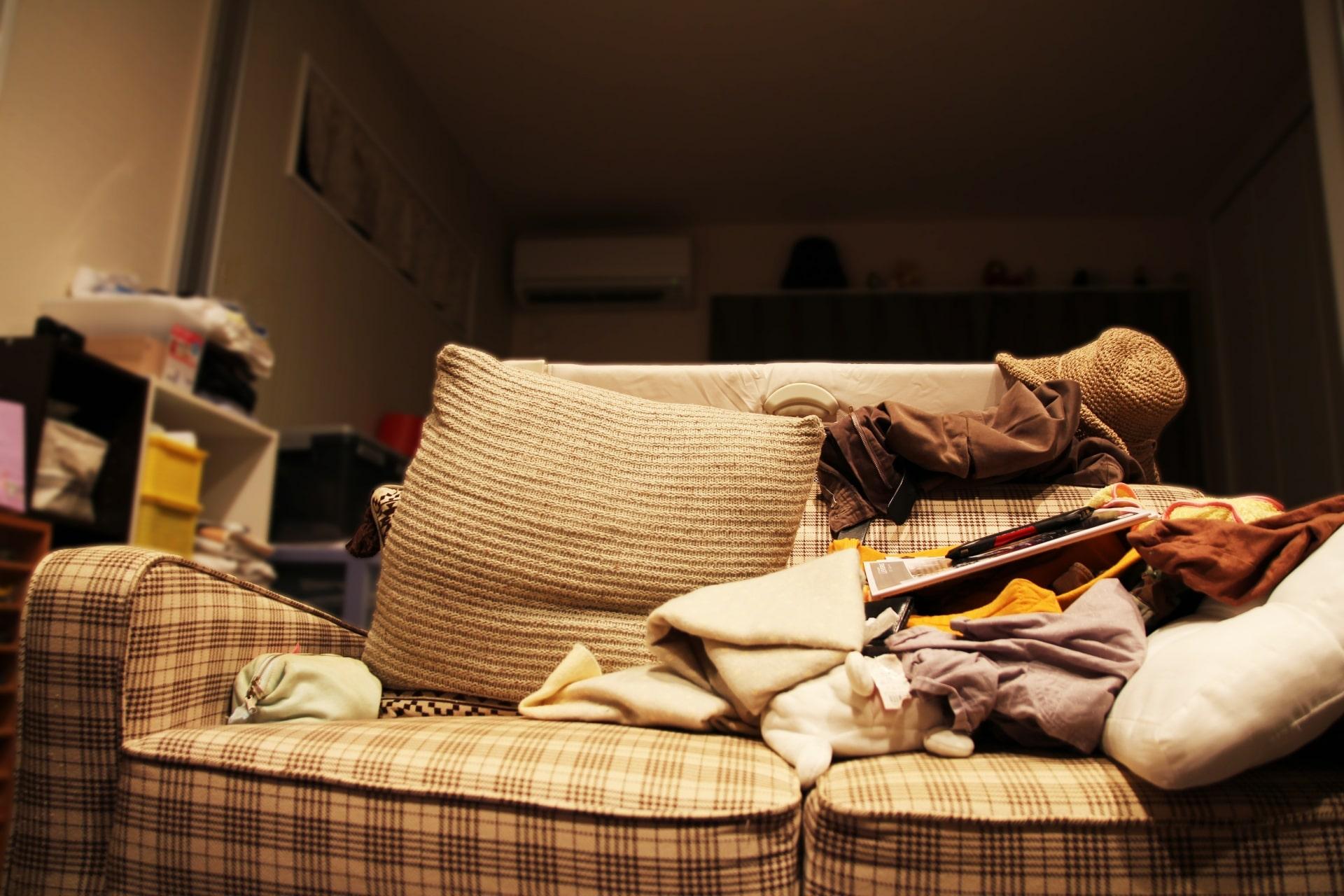 【在宅応援企画】テレワーク、休校・休園でもストレスためずに快適に過ごすお片付け法